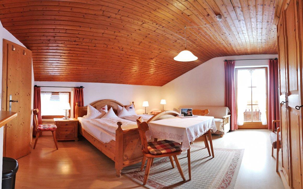 Zimmer 4 3 - Ferienwohnung Seeblick