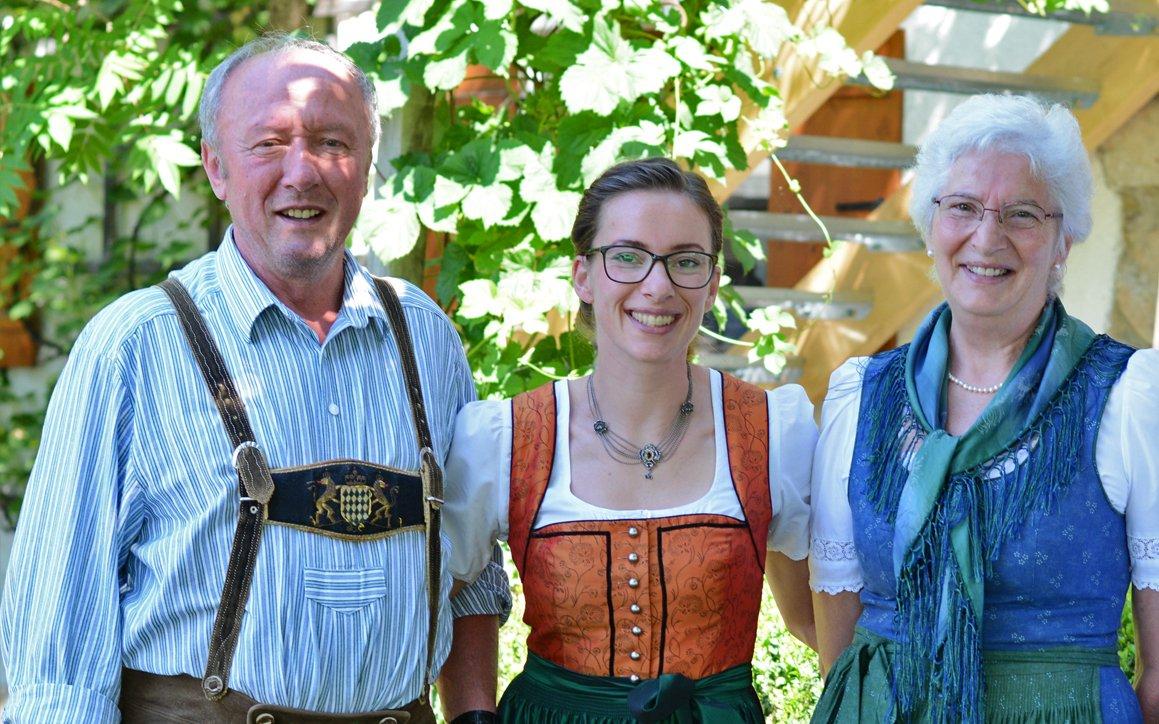 Familie Lex - Unser Hof