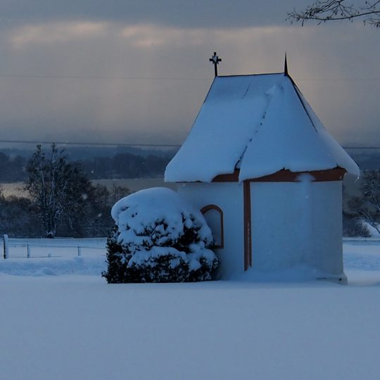 Kapelle Winter 540x540 - Impressionen