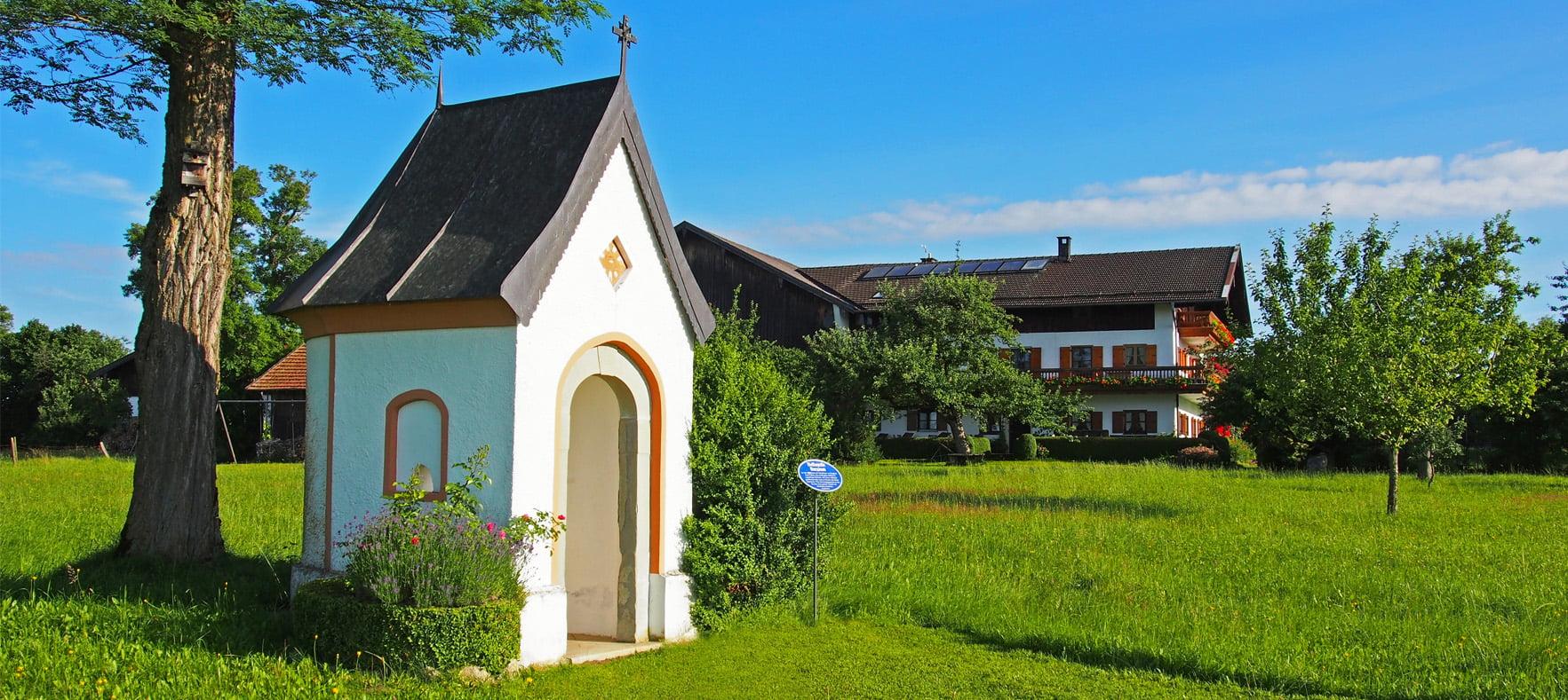 Kapelle - Unser Hof